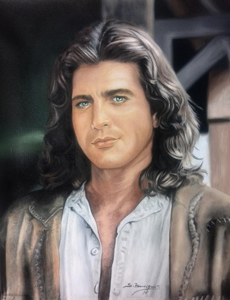 Joe Lando by wisewyn